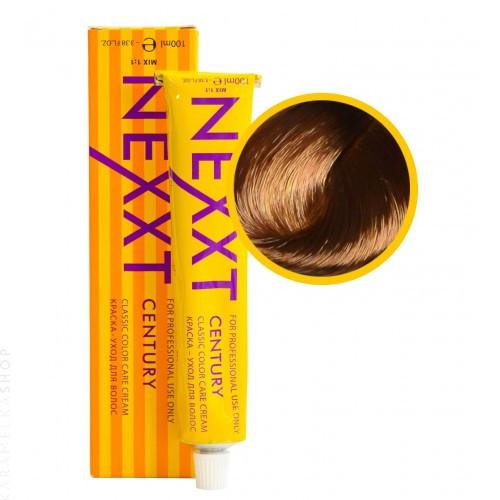 Крем-краска для волос Nexxt Professional 5.31 светлый шатен золотистопепельный, 100 мл.
