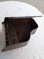 Мини-бар Рояль с рюмками | Бары для дома | Оригинальные подарки | Подставки под бутылки