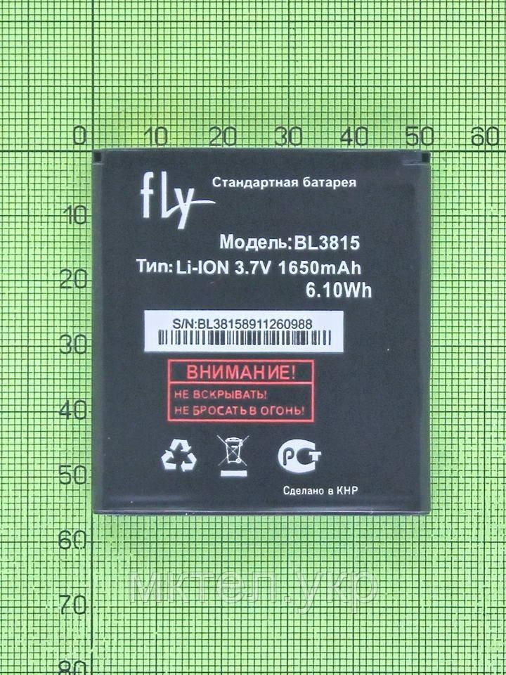 Аккумулятор BL3815 Fly IQ4407 Era Nano 7 1650mAh, copyAA