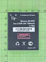 Аккумулятор BL5203 Fly IQ442 Quad Miracle 2 1500mAh, copyAAA