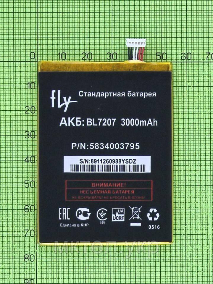 Аккумулятор BL7207 Fly IQ4511 Octa Tornado One 1750mAh, orig-china