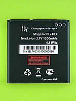 Аккумулятор BL7403 1300mAh FLY IQ431 Glory Оригинал #7020220100