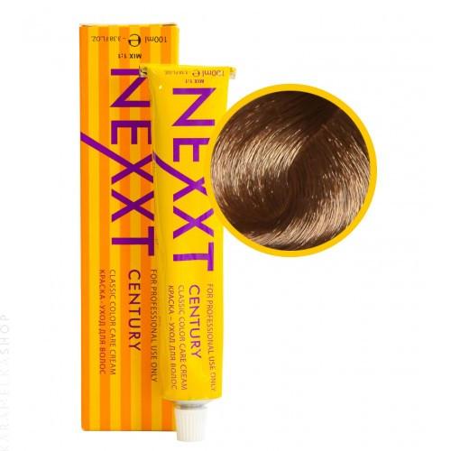 Крем-краска для волос Nexxt Professional 7.0 среднерусый натуральный, 100 мл.