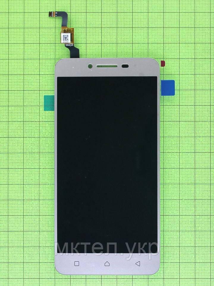 Дисплей Lenovo K5 (A6020a40) с сенсором, золотистый orig-china