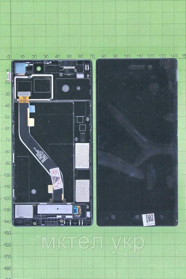 Дисплей Lenovo Vibe X2 Pro с сенсором, панелью, черный orig-china