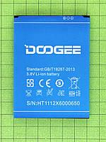 Аккумулятор Doogee X6 2500mAh, orig-china