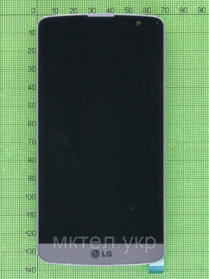Дисплей LG L Bello D335 с сенсором, панелью, золотистый orig-china