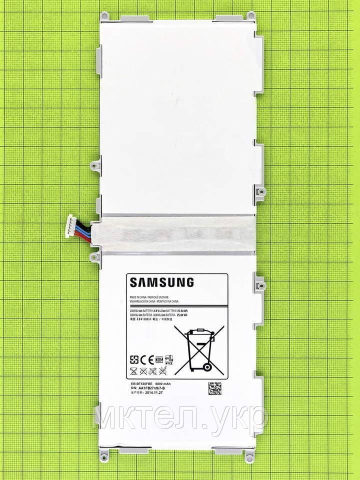 Аккумулятор EB-BT530FBE Samsung Galaxy Tab 4 10.1 SM-T530 6800mA, orig-china