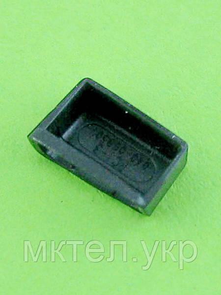 Прокладка уплотнительная разъема USB Nokia 603, черный, Оригинал #9905870