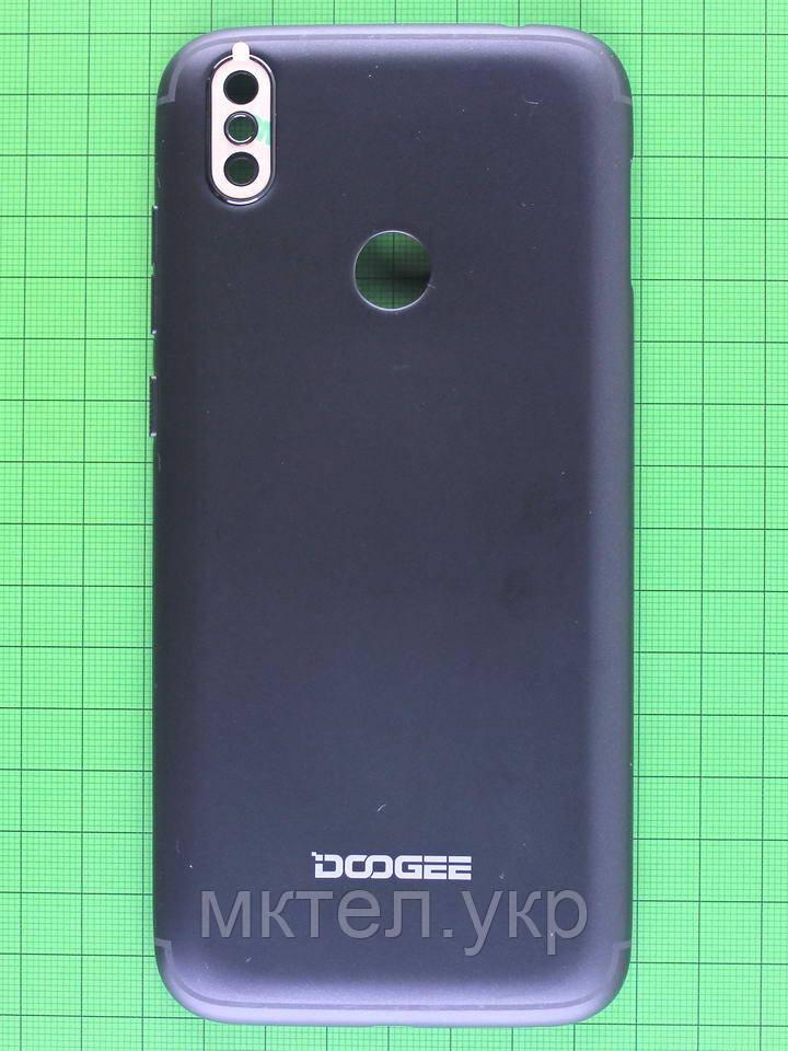 Задняя крышка Doogee BL5500 Lite, черный Оригинал #DGA73-JG002-02Z
