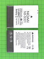 Аккумулятор NB-5001 Nomi i5001 EVO M3 копия (реальная емкость 1600mAh)