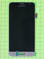 Дисплей Samsung Galaxy J3 SM-J320 с сенсором, TFT матрица, золотистый copyAAA
