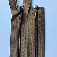 Молния 7 спираль разъемная  riZip 25-80 см, разные цвета бежевый, 500