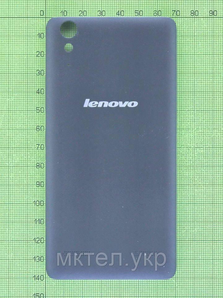 Задняя крышка Lenovo K3 с кнопками, черный orig-china