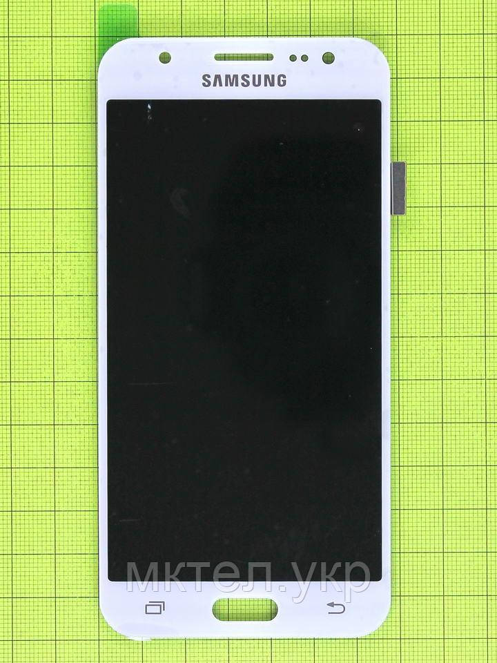 Дисплей Samsung Galaxy J5 J500H с сенсором, TFT без регулиров., белый copyAAA