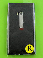 Задняя крышка Nokia Lumia 900 в сборе, черный Оригинал #9447738