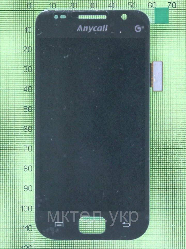 Дисплей Samsung Galaxy S i9008 с сенсором, черный orig-china