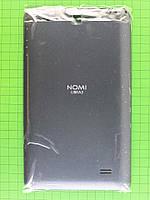 Задняя крышка Nomi C080012 Libra3 8'' синяя Оригинал
