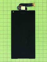 Дисплей Sony Xperia Z5 Compact E5823 с сенсором, черный used