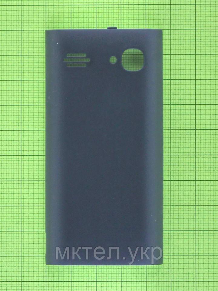 Задняя крышка Nomi i184 черный Оригинал