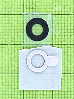 Стекло камеры Nomi i242 X-treme черное Оригинал