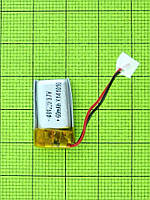 Аккумулятор 401120 60mAh 4.0x10x20mm, copyAA