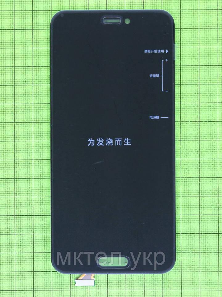 Дисплей Xiaomi Mi5C с сенсором, черный orig-china