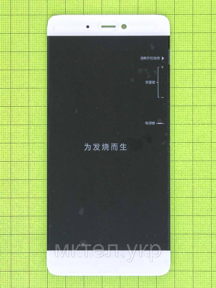 Дисплей Xiaomi Mi5s с сенсором, белый self-welded