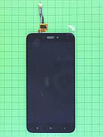 Дисплей Xiaomi Redmi 5A с сенсором, черный self-welded