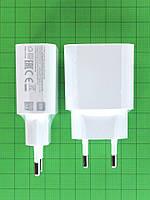 Зарядное устройство Xiaomi MDY-09-EW USB 2A белое Оригинал #471321X01010