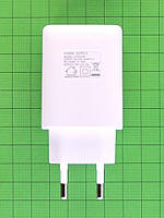 Сетевая зарядка 2,5А Nomi C101040 Ultra 3 LTE Pro 10'', белый Оригинал
