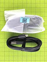 USB кабель Xiaomi Redmi Note 4X черный Оригинал #450000020502