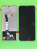 Дисплей Xiaomi Redmi Note 8 с сенсором, черный orig-china