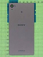 Задняя крышка Sony Xperia Z4 Compact с скотчем, золотистый orig-china