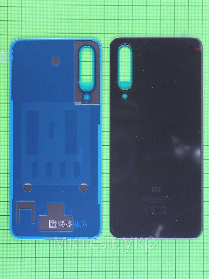 Задняя крышка Xiaomi Mi 9 SE, черная Оригинал #554043900110
