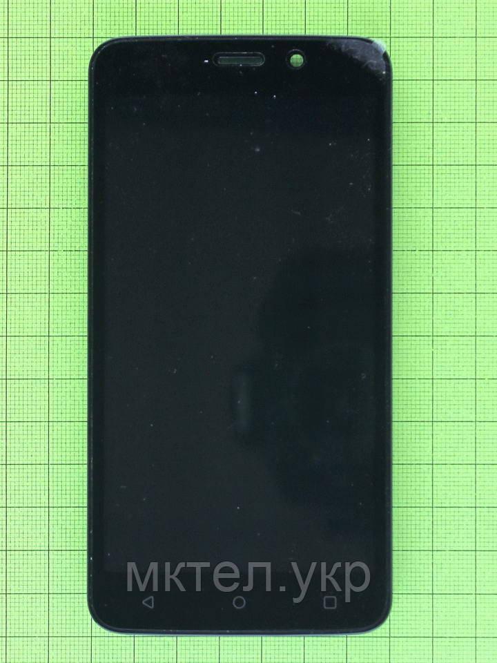 Дисплей Fly FS509 Nimbus 9 с сенсором, панелью, черный used