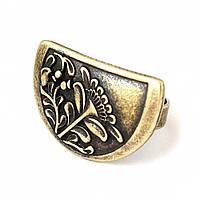 Кольцо Скифская Этника «Криничка» бронза 115028111-8