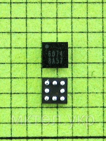 Nokia 2730 classic IC WLED DRIVER DC/DC BD6074GUT IC Light 8pin 38, Оригинал #4341339