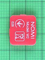 Крышка SIM карти Nomi Kids Heroes W2 красный Оригинал