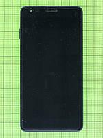 Дисплей Wileyfox Spark X с сенсором, панелью, черный used