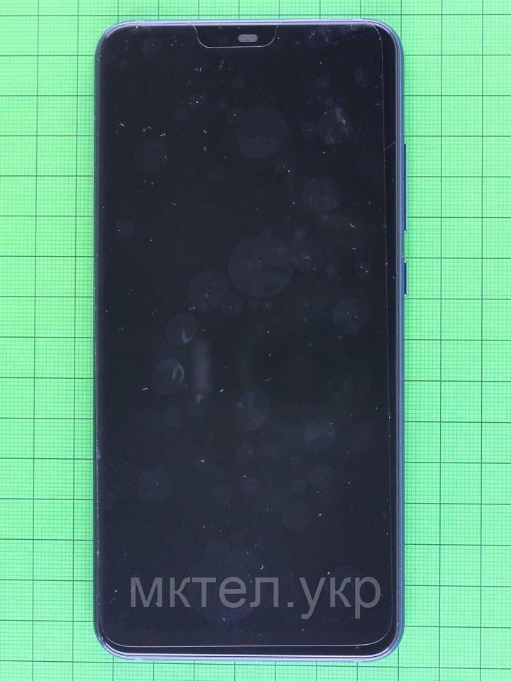 Дисплей Xiaomi Mi 8 Lite с сенсором, панелью синий Оригинал #561010010033