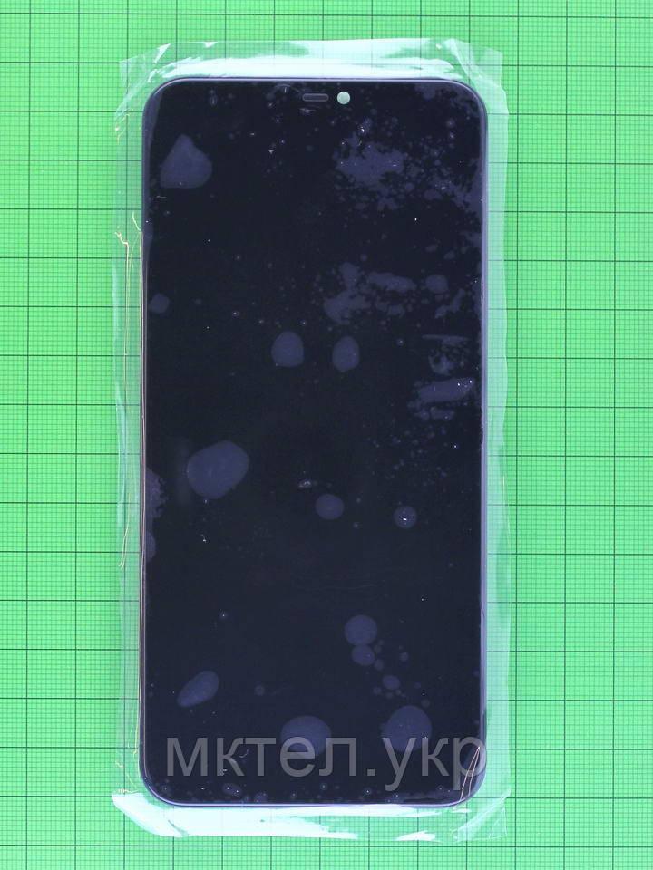 Дисплей Xiaomi Mi A2 Lite с сенсором, корпусом, черный Оригинал #560610035033