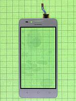 Сенсор Huawei Y3II (LUA-U22), золотистый copyAA