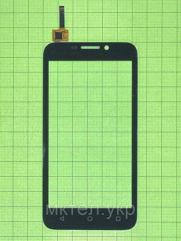 Сенсор Huawei Y5C Y541-U02, черный copyAA