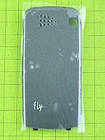 Крышка батареи FLY DS186, серый Оригинал #M032200008