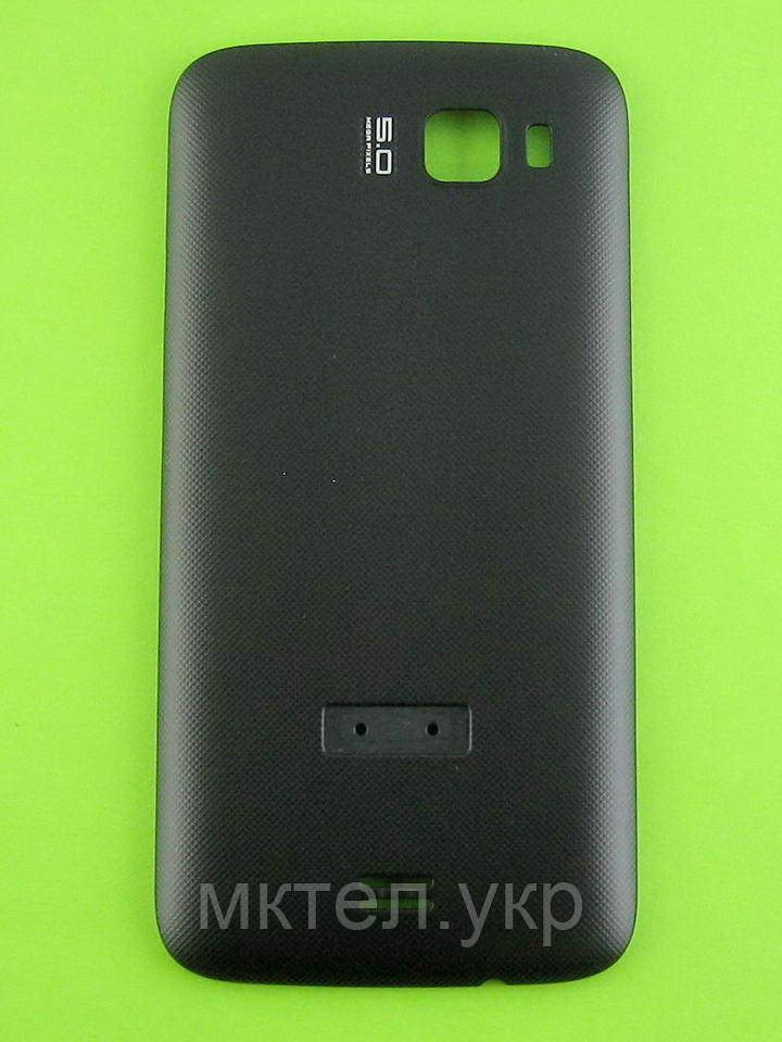 Крышка батареи FLY IQ4411 Quad Energie 2, черный Оригинал #314201157