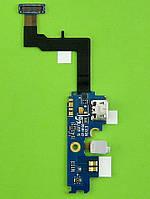 Шлейф разъема зарядки Samsung Galaxy S2 i9100, self-welded