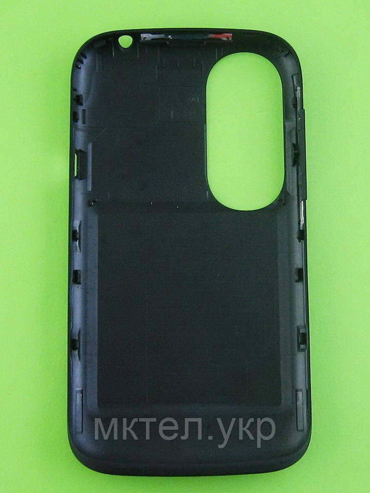 Крышка батареи HTC Desire V T328w, черный orig-china