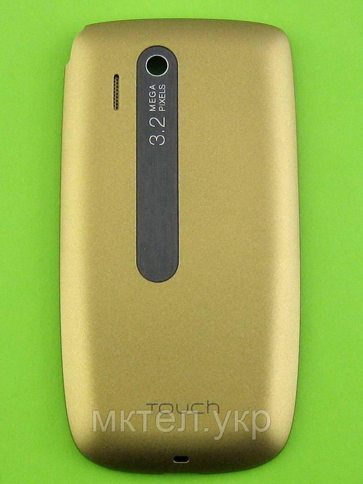 Крышка батареи HTC Touch 3G T3232, золотистый orig-china