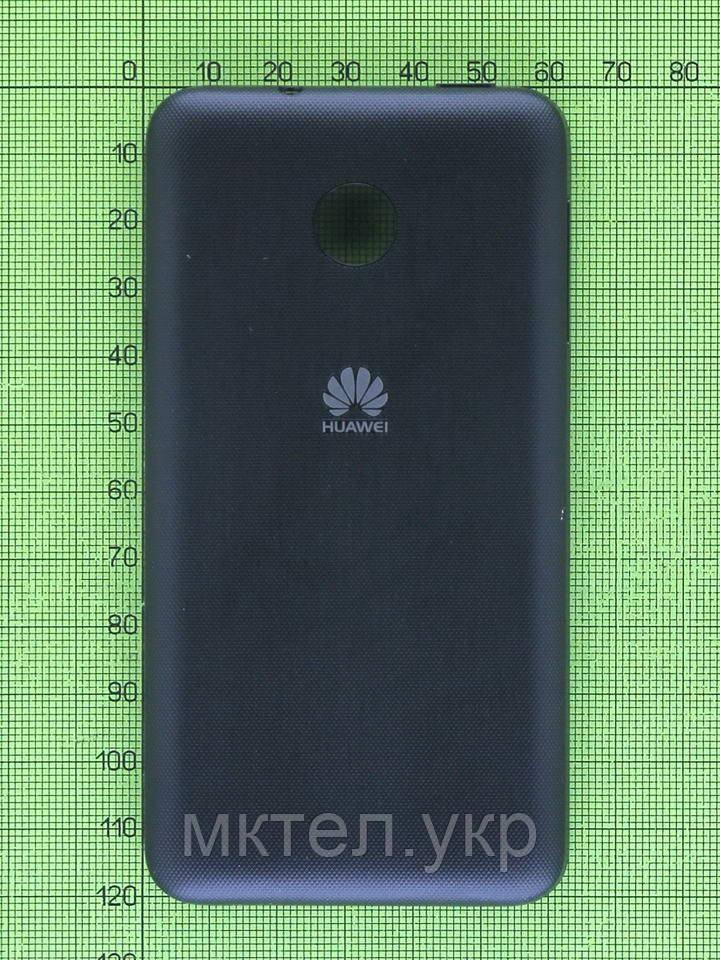 Крышка батареи Huawei Ascend Y330 с кнопками, черный orig-china